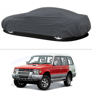 Millionaro - Heavy Duty Double Stiching Car Body Cover For Mitsubishi Pajero (Old)