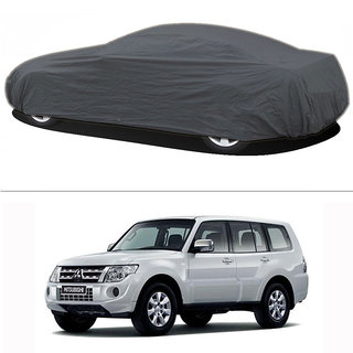 Millionaro - Heavy Duty Double Stiching Car Body Cover For Mitsubishi Montero