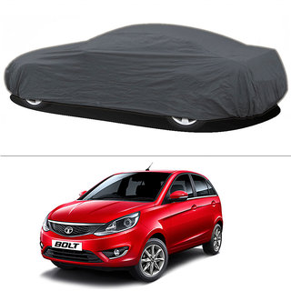 Millionaro - Heavy Duty Double Stiching Car Body Cover For Tata Bolt