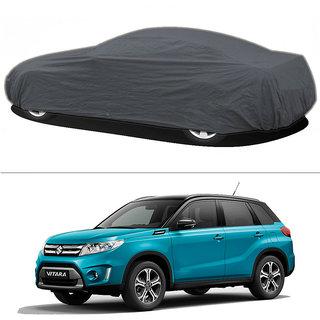 Millionaro - Heavy Duty Double Stiching Car Body Cover For Grand Vitara (2015 Upwards)