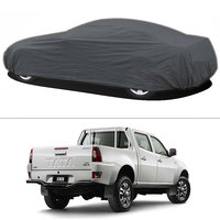 Millionaro - Heavy Duty Double Stiching Car Body Cover For Tata Xenon Xt
