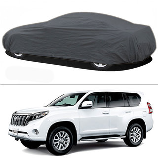 Millionaro - Heavy Duty Double Stiching Car Body Cover For Toyota Land Cruzer Prado