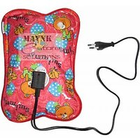 Electric Rechargeable Hot Water Gel Orthopaedic Heat Massager Pad/Bag/Bottle