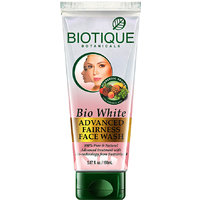 Bio White Whitening &Brightening Face Wash For All Skin Types 150 Ml