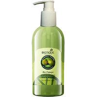 Bio Papaya Exfoliating Face Wash For All Skin Types 300 Ml
