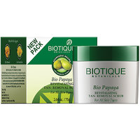 Bio Papaya Revitalizing Ten- Removal Scrub -75G