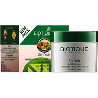 Bio Fruit Whitening & Depigmentation Face Pack-75 Gm