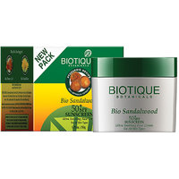 Bio Sandalwood (50T Spf Sunscreen For All Skin Types In The Sun Very Water _ Resistant ) 50 G