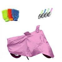 BRB Bike body cover Custom made for Yamaha Fazer+ Free (Microfiber Gloves + Tyre LED Light) Worth Rs 250