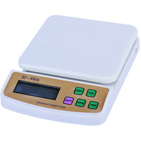 10Kg Electronic Kitchen Weighing Scale, Best Use For Kitchen, Logistics Etc.
