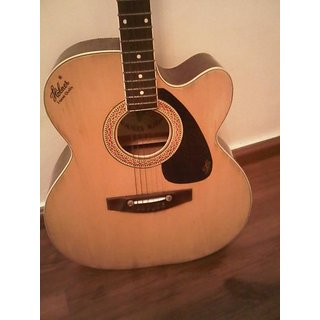 Acoustic Guitar +FREE DVD Holder + waranty available at ShopClues for Rs.2999