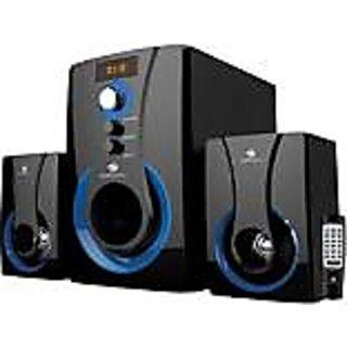 Zebronics Multimedia Speaker 2.1 SW 2490