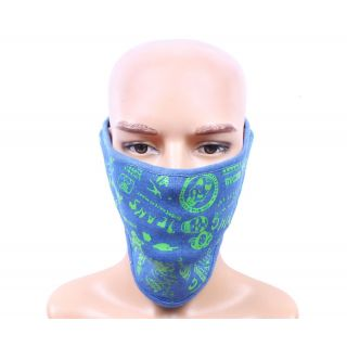 Sushito College Ridding  Half Face Mask JSMFHFM0576