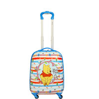 Disney The Pooh (Hello There) Kids Luggage Trolley Bag