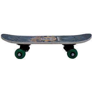 Realmark Printed Skate Board - Multicolor