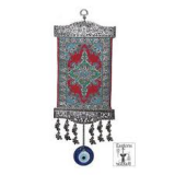 Glass Evil Eye Lucky Eye Carpet Wall DECOR (Large) Glass Evil Eye