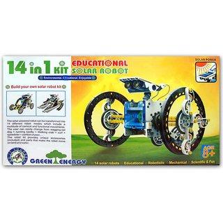 14 in 1 educational solar kit