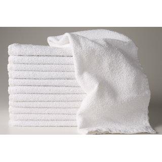iLiv Luvish White Face Towels 6 Pcs