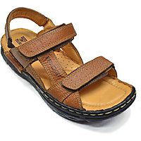 Red Chief RC0570 Tan Casual Sandals