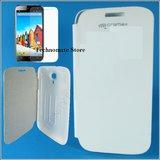 Micromax A-116 Flip Case Cover White Color Flip Cover