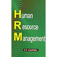 Human Resource Management  (Ed.2014) By O.P. Agarwal (CAIIB - Optional Papers)