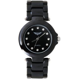 Xcel 8614 Analog Watch For Women - Black