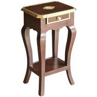 Induscraft Mango Wood Side Table With Drawer