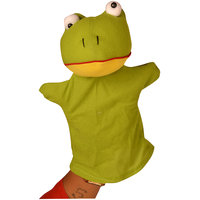 Hand Glove Puppets - Frog