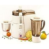 Sujata Powermatic+ Juicer/Mixer Juicer Mixer Grinder 800 Wattas 2 Jar - Ball Bearing Motor