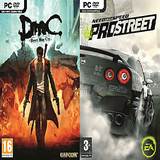 DMC And NFS Prostreet PC Combo Pack