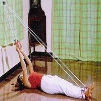 POCKET GYM ROPE Abdominal Exercise Rope YOGA ROPE Fitness Rope Walking Exercise