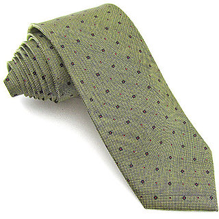 Men's Gent's Designer Stylish Poly Silk Formal Neck Wear Tie TIE024
