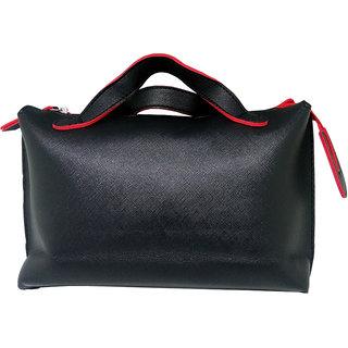 Tuelip NT Handle Hand Bag Black