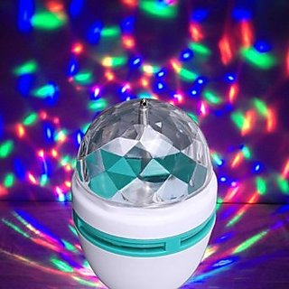 Disco LED Bulb (High Quality)