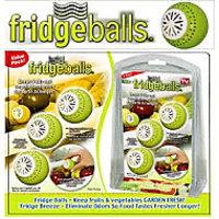 Fridge Balls Eliminate O-dour Keeps Fruits & Veg Fresh- 2 Set(Each Of 3 Balls)