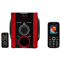 Krisons Combo- Bluetooth Speaker + Mobile Phone