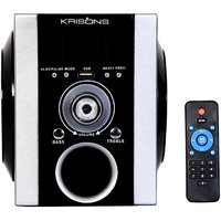 Krisons Bluetooth Speaker With Fm Usb And Aux