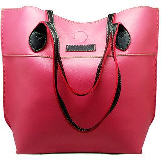 Tuelip NT Cute Tote Bag Pink
