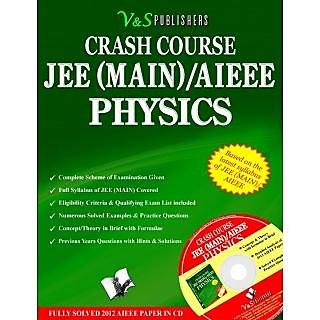 CRASH COURSE JEE(MAIN) / AIEEE - PHYSICS