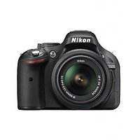Nikon D5200 24.1MP Digital SLR Camera With 18-55 Mm Lens,8 GB Memory Card, Camera Bag with 2 years Nikon India Warranty