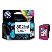 HP 802 Small Tri-color Ink Cartridge (HP Part Code CH562ZZ)