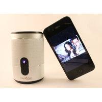 Charzon Amadeus 5000 MAh Portable Powerbank & BT Speaker Silver-Samsung Battery