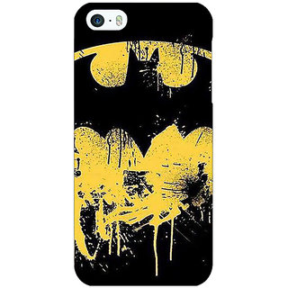 1 Crazy Designer Superheroes Batman Dark knight Back Cover Case For Apple iPhone 5 C20011
