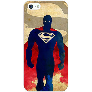 1 Crazy Designer Superheroes Superman Back Cover Case For Apple iPhone 5 C20040