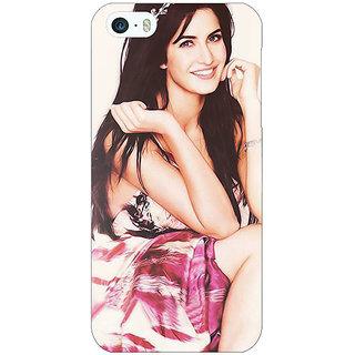 1 Crazy Designer Bollywood Superstar Katrina Kaif Back Cover Case For Apple iPhone 5 C20979