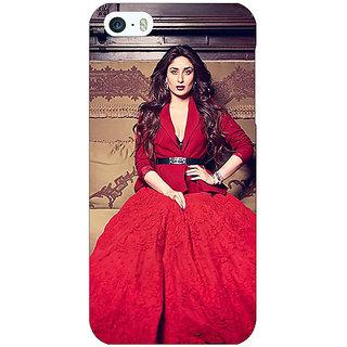 1 Crazy Designer Bollywood Superstar Kareena Kapoor Back Cover Case For Apple iPhone 5 C20982
