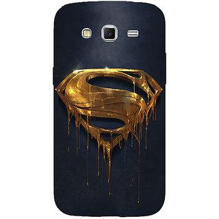 1 Crazy Designer Superheroes Superman Back Cover Case For Samsung Galaxy Grand 2 C70391
