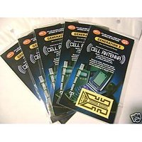 Generation X Plus Cell Phone Antenna Booster And Anti Radiation (5 Pieces)