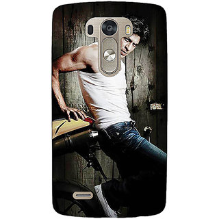 1 Crazy Designer Bollywood Superstar Shahrukh Khan Back Cover Case For Lg G3 D855 C220947