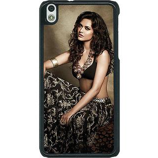 1 Crazy Designer Bollywood Superstar Esha Gupta Back Cover Case For HTC Desire 816G C401029